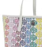 MONOGRAM RICHMOND SHOPPER STAMPA MULTI