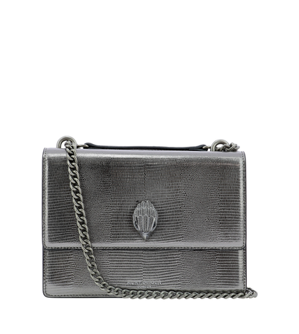 SHOREDITCH CROSS BODY GUNMETAL