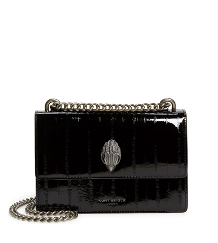 SHOREDITCH CROSS BODY NERO