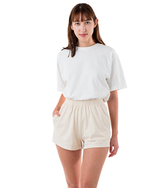 T-SHIRT 1801 UNISEX OFF WHITE