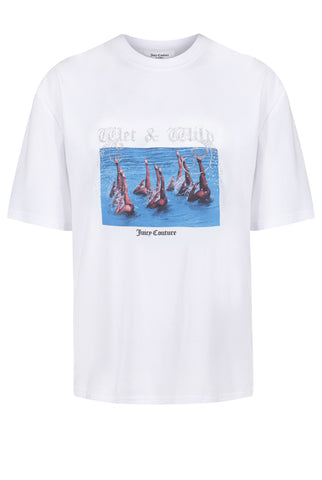 WET & WILD TSHIRT WHITE