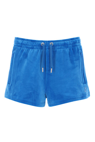 TAMIA TRACK SHORTS PRINCESS BLUE