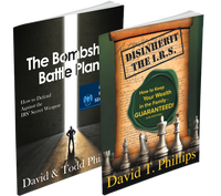 (NEW) Disinherit the IRS & Bombshell Battle Plan - Digital Download Combo