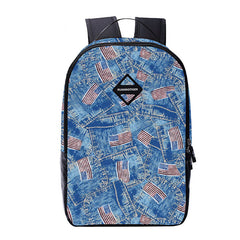 Unique Print Casual Style Backpack Travel Bag - Oh Yours Fashion - 6