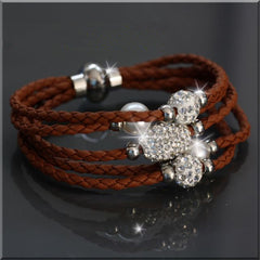 Shambhala Multilayer Fashion Bracelet - Oh Yours Fashion - 6