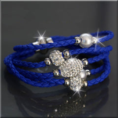 Shambhala Multilayer Fashion Bracelet - Oh Yours Fashion - 3