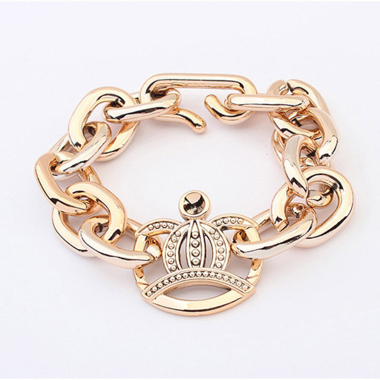 Gold-plated Simple Joker Bracelet - Oh Yours Fashion