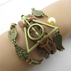 Harry Potter Dove Owl Fashion Bracelets - Oh Yours Fashion - 1