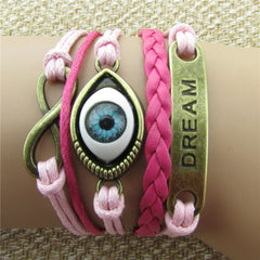 Turkey's Eyes Dream Multilayer Bracelet - Oh Yours Fashion - 2