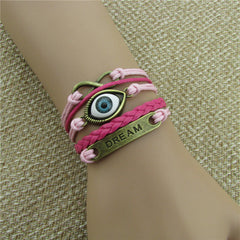Turkey's Eyes Dream Multilayer Bracelet - Oh Yours Fashion - 3