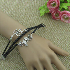 Romantic Love Birds Couple Bracelet - Oh Yours Fashion - 3