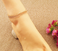 Beautiful Fish Bone Anklet - Oh Yours Fashion - 2