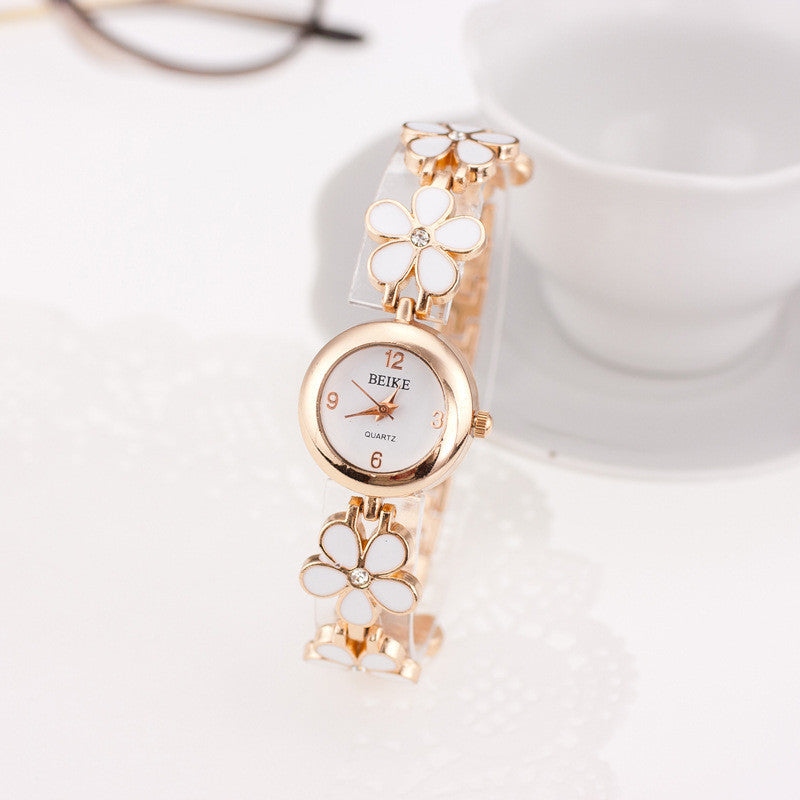 Beautiful Quincunx Bracelet Watch - Oh Yours Fashion - 1