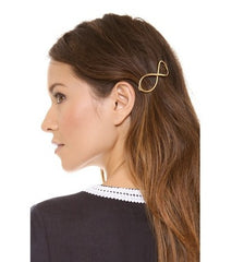 Lucky Number Eight Hairpin - Oh Yours Fashion - 1