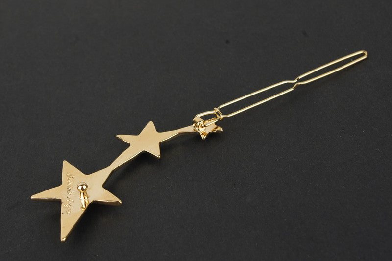 Fashion Three Gold Stars Hairpin - Oh Yours Fashion - 3