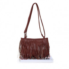 2016 New Arrival Hotsale Women's Tassel Shoulder Bag Cross Handbag - Oh Yours Fashion - 2
