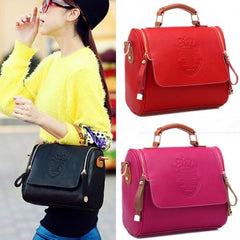 Women Handbag Cross Body Shoulder Bag Messenger Bag - Oh Yours Fashion - 3