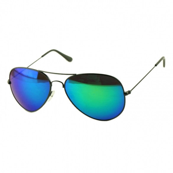 Hot Vintage Style Unisex Reflective Colorful Sunglasses - Oh Yours Fashion - 2
