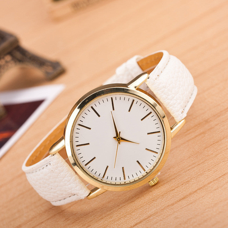 Fashion Marble Mirror Quartz Leisure Watch - Oh Yours Fashion - 2