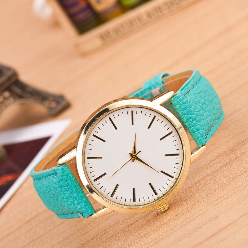 Fashion Marble Mirror Quartz Leisure Watch - Oh Yours Fashion - 4