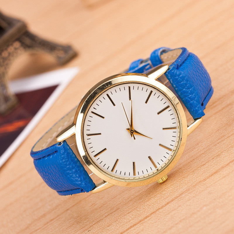Fashion Marble Mirror Quartz Leisure Watch - Oh Yours Fashion - 1