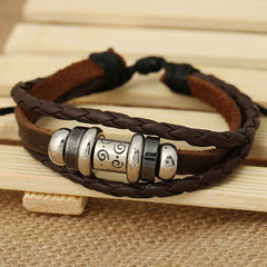Fashion Alloy Decorate Multilayer Bracelet - Oh Yours Fashion - 2