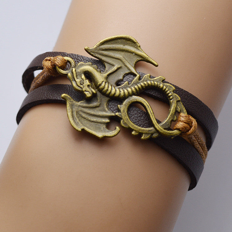 Personality Multilayers Dragon Bracelet - Oh Yours Fashion