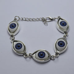 Fashion Angel Devil's Eyes Chain Bracelet - Oh Yours Fashion - 3