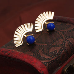 Beautiful Sector Shape Earrings - Oh Yours Fashion - 2