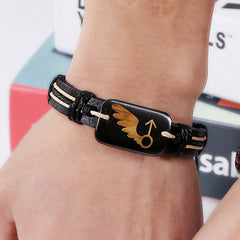 Angel's Wings Woven Bracelet - Oh Yours Fashion - 2