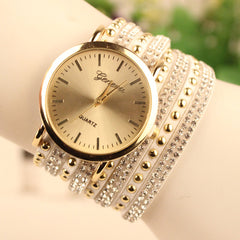 Fashion Rivet Bracelets Watch - Oh Yours Fashion - 1