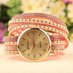 Fashion Rivet Bracelets Watch - Oh Yours Fashion - 4