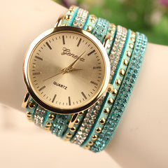 Fashion Rivet Bracelets Watch - Oh Yours Fashion - 8