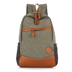 Fashion Korea Casual Style Canvas Computer Backpack - Oh Yours Fashion - 2