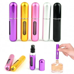 Mini Travel Refillable Perfume Atomizer Bottle For Spray Scent Pump Case - Oh Yours Fashion - 3