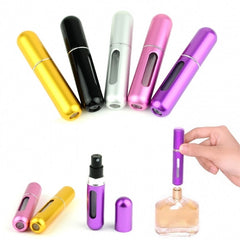 Mini Travel Refillable Perfume Atomizer Bottle For Spray Scent Pump Case - Oh Yours Fashion - 5