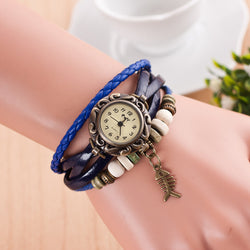 Retro Style Fish Bone Watch - Oh Yours Fashion - 1