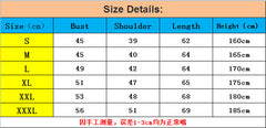 Scoop Loose Letter Print Short Sleeves Couple T-shirt - Oh Yours Fashion - 2