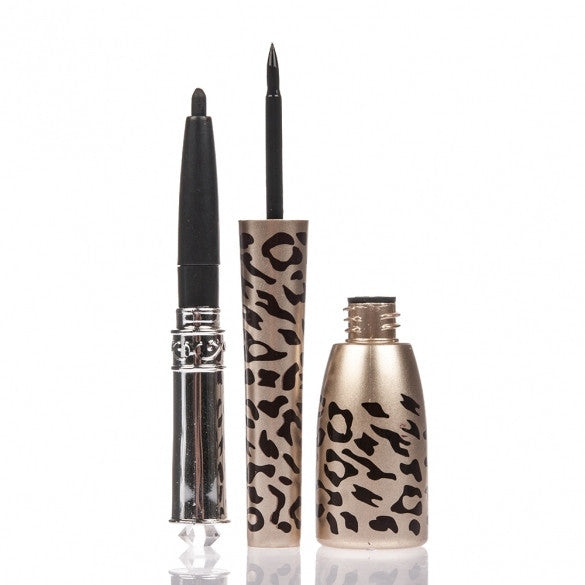 Fashion Shell Waterproof Liquid Eye Liner Eyeliner Pen Makeup Cosmetic Black New - Oh Yours Fashion