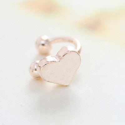 Fashion Cute Star Heart Ear Bones Clip - Oh Yours Fashion - 4