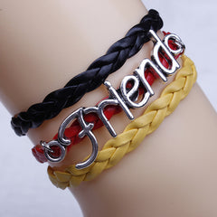The World Cup Fans Jewelry Flag Bracelet - Oh Yours Fashion - 3