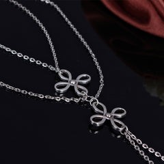 Chinese Knot Multilayer Anklet - Oh Yours Fashion - 5