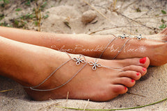 Chinese Knot Multilayer Anklet - Oh Yours Fashion - 2