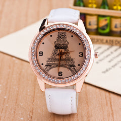Fashion Eiffel Tower Crystal Watch - Oh Yours Fashion - 2