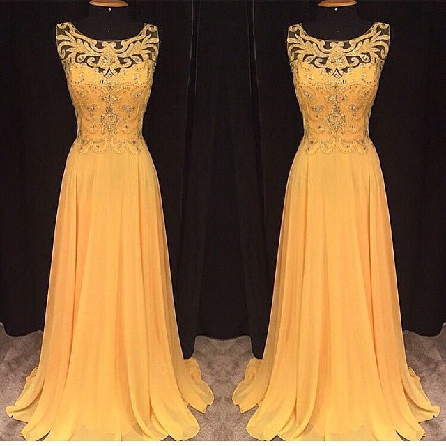 Elegant Slim Hollow Out Lace Pleated Long Dress - O Yours Fashion - 1