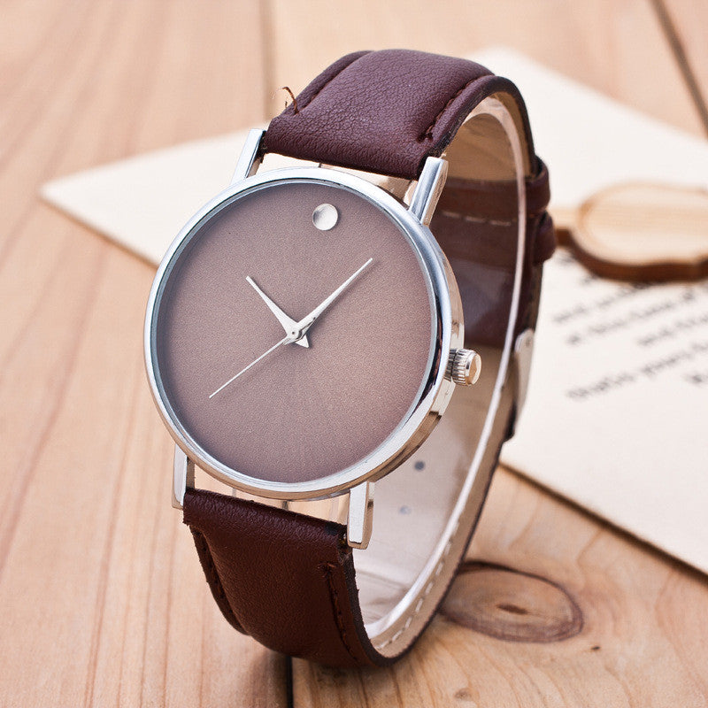 Hot Style Unique Leather Watch - Oh Yours Fashion - 3