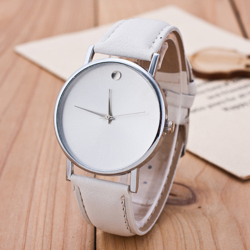 Hot Style Unique Leather Watch - Oh Yours Fashion - 1