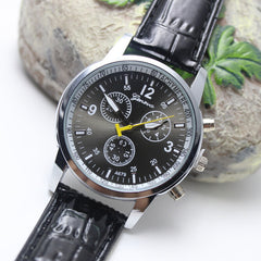High-End Fashion Leather Lady's Watch - Oh Yours Fashion - 2