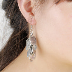 Retro Coins Tassel Earrings - Oh Yours Fashion - 2