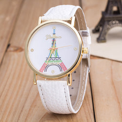 Simple Fashion The Eiffel Tower Watch - Oh Yours Fashion - 1